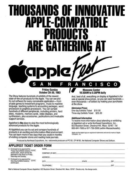 Wwdc 1983 La Primera Conferencia De Desarrolladores Applesfera 07