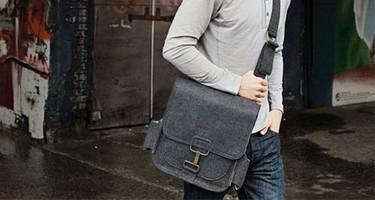 Scout, bonitos bolsos para padres