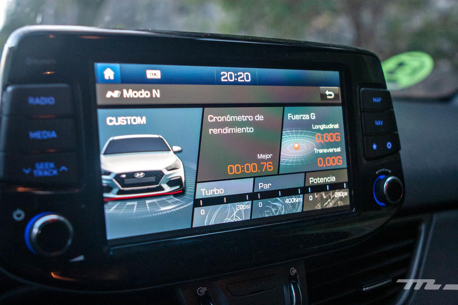 Foto de Hyundai i30 N Performance prueba (15/23)