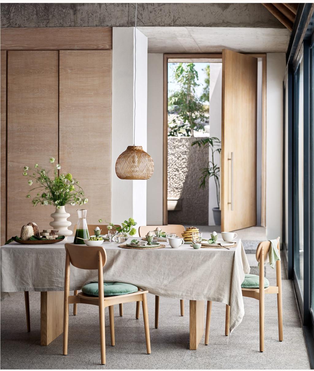 Inspiración para poner una mesa bonita este fin de semana en casa con lo último de H&M Home