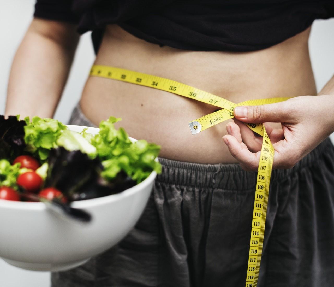 pérdida de peso en los primeros meses de embarazo