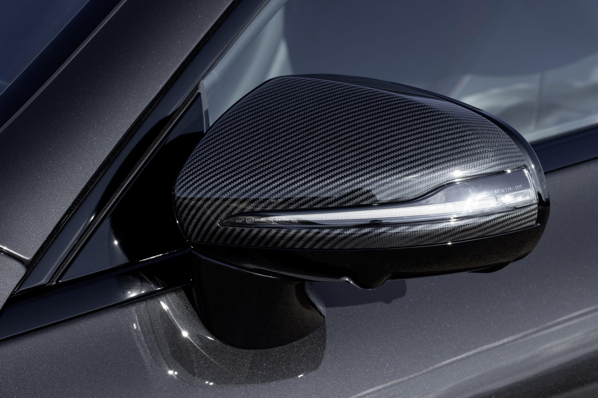 Foto de Mercedes-AMG E 53 Coupé 2021 (30/35)