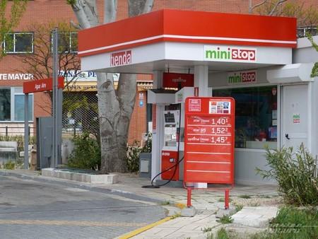 La venta de gasolina cae un 30% en Castilla y León