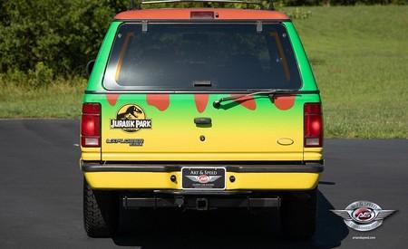El Ford Explorer de Jurassic Park, a la venta