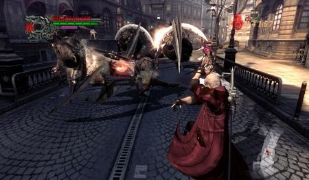 Interesantes novedades en torno a 'Devil May Cry 4'