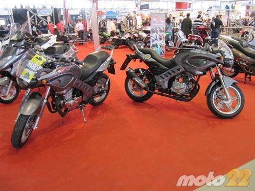 Saluda a la nueva Brixton Crossfire 500 X, una moto naked