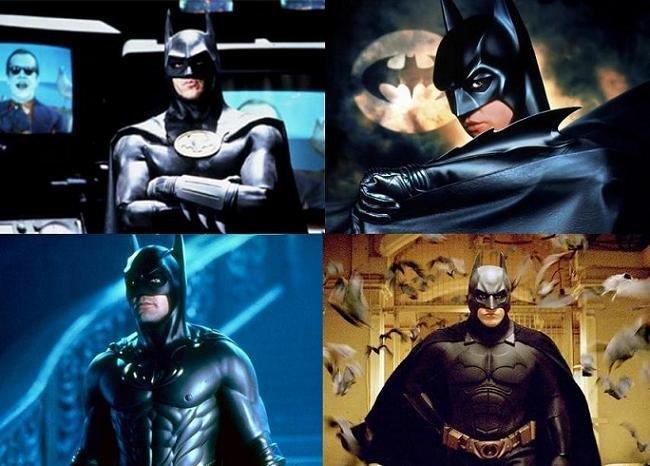 Los Batman del cine
