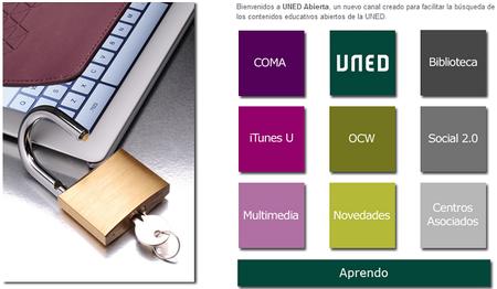 La plataforma 'Aprendo' de la UNED permite crear cursos libres y gratuitos a través de Internet