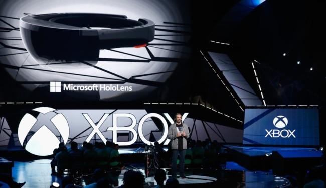 Xbox Hololens