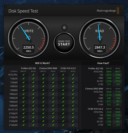Mac Mini Disc Speed