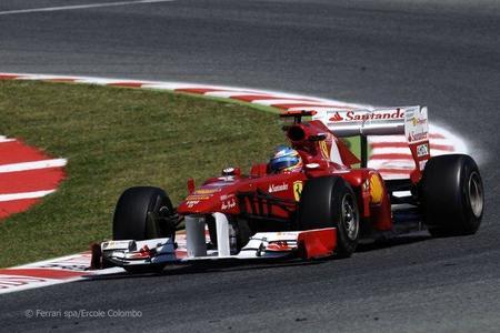 GP de España F1 2011: Fernando Alonso impresiona en el Circuit de Catalunya