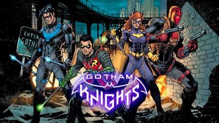 Gotham Knights quiere demostrar que una Gotham sin Batman es posible