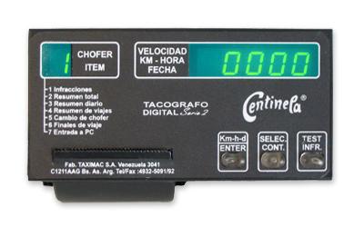 Tacografo digital