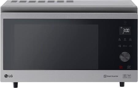 Probamos el Smart Inverter de LG, un horno microondas 4 en 1 que te hará olvidar el horno convencional