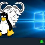 Cómo instalar Linux junto a Windows 10 en un mismo ordenador