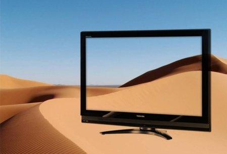Toshiba Power TV, televisores con baterías recargables