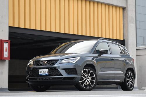 CUPRA Ateca, a prueba: diversión a ritmo de 300 hp que saben más a hot-hatch, que a SUV (+ video)