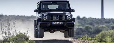Mercedes-Benz Clase G 2018, a prueba. Impresionante salto hacia adelante