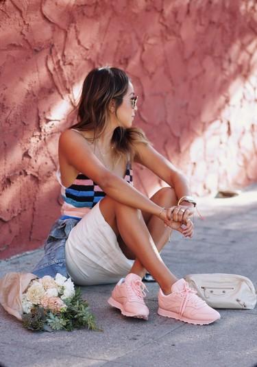 Pisadas con estilo: las zapatillas perfectas para esta Primavera 2016