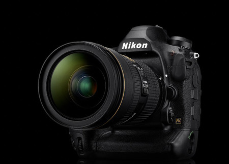 Nikon D6 Dslr Full Frame Pro 7