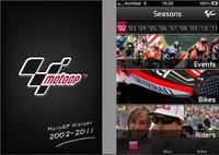 Aplicación para iOS, MotoGP History 2002-2011, análisis a fondo (I)