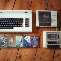 Cuando los videojuegos venían en cassette y había que rebobinarlos para poder jugar