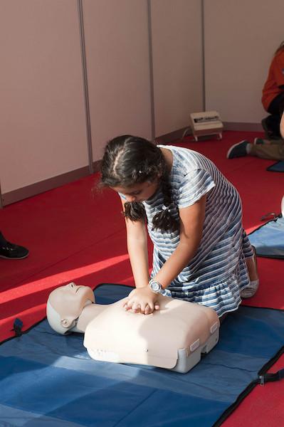 El Senado insta al Ministerio de Educación a incluir en los planes de estudios conocimientos de primeros auxilios y emergencias