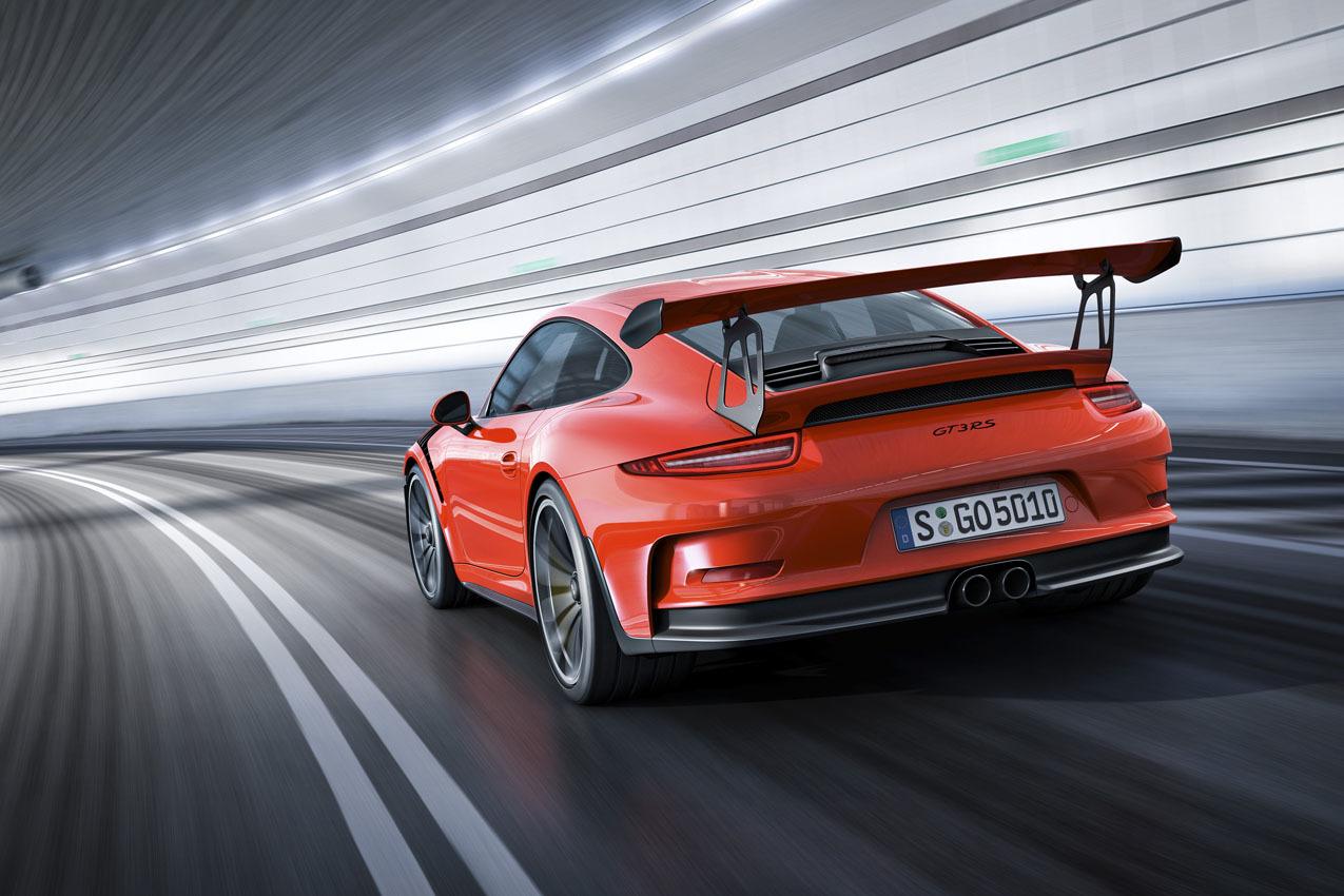 Foto de Porsche 911 GT3 RS 2015 (991) (6/10)
