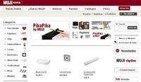 Muji abre su tienda online en España