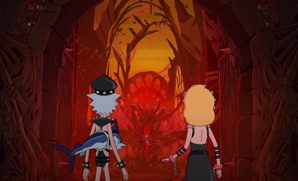 Tráiler de 'Rick y Morty': la serie de animación para adultos más científica vuelve con una quinta temporada el 20 de junio