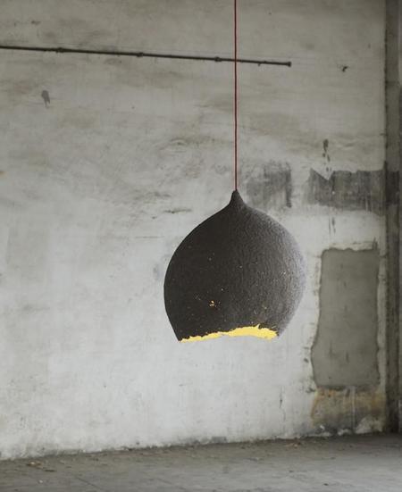 Lámpara de gran formato Pulp Lamp