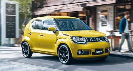Suzuki Ignis 2021 13