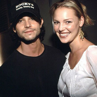 .Jason Behr and Katherine Heigl