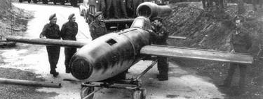 Los kamikazes nazis: el intento desesperado de la Luftwaffe por cambiar el rumbo de la guerra