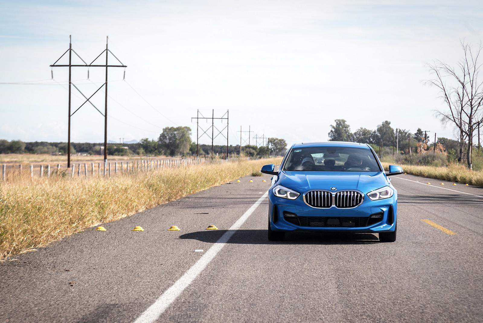 Foto de BMW 118i M Sport (lanzamiento) (2/23)