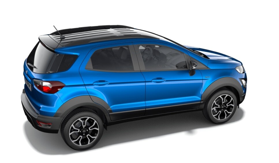 Foto de Ford EcoSport Active 2021 (9/18)