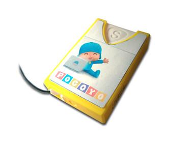Cómo hacer un ratón para el ordenador casero de Pocoyó