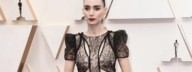 El estilo gótico de Rooney Mara consigue deslumbrar en la alfombra roja de los Oscar 2020