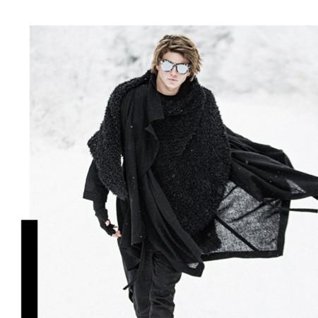 El modelo del momento Jordan Barret protagoniza la campaña de Valley Eyewear