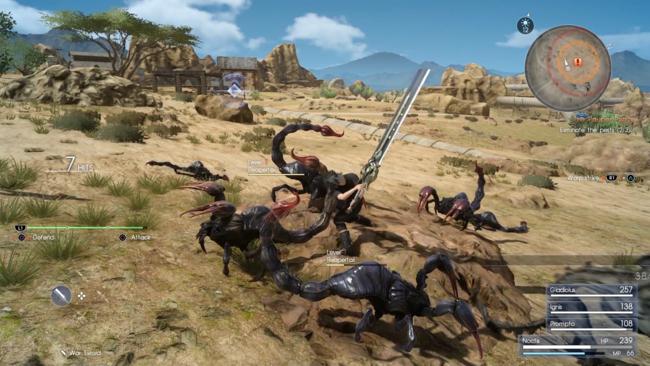 Final Fantasy Xv Avance 07
