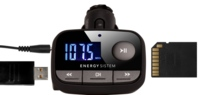 Energy Car MP3 f2, para llevarte tu música en el coche de forma asequible
