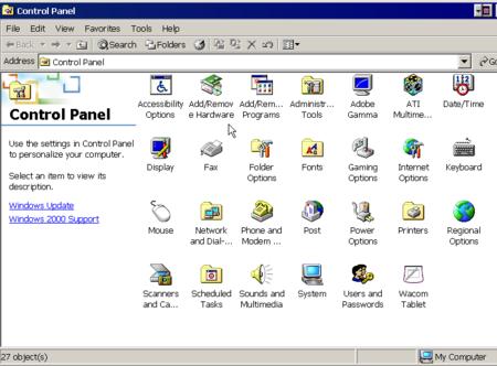 """El """"Panel de Control"""" podría desaparecer en las próximas actualizaciones de Windows 10"""