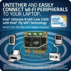 My WiFi de Intel en ordenadores Dell