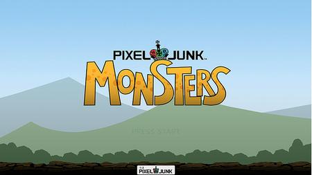 'Pixel Junk Monsters' tendrá un 50% más de contenido en PSP