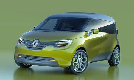 Frendzy, el nuevo coche eléctrico de Renault