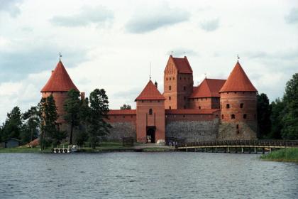 Trakai, Lituania: Un castillo medieval de ensueño