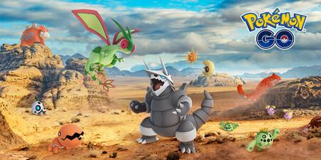 Pokémon GO: cómo conseguir a todos los Pokémon del Desafío de Colección hábitat Montaña Desértica del Pokémon GO Fest 2021