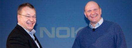 Nokia Microsoft