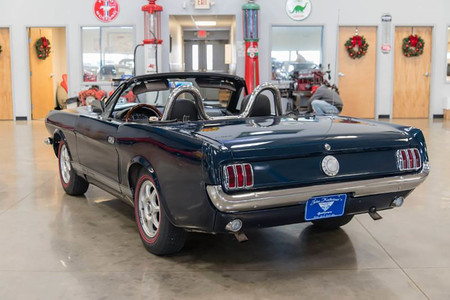 Mazda MX5 Ford Mustang M1stang