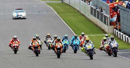 MotoGP'09: puntuando a los pilotos a media temporada